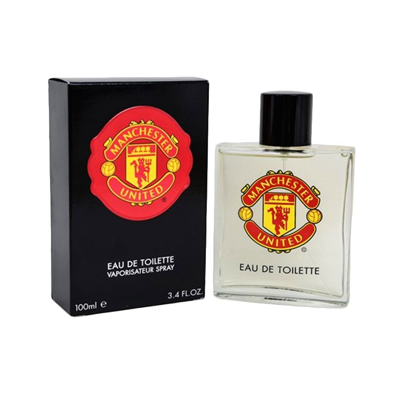 Manchester United Manchester United EDT Parfum Pria [100 mL]