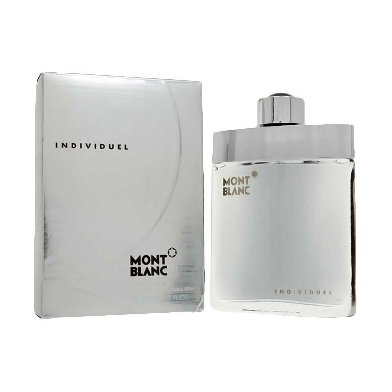 Mont Blanc Individuelle EDT Parfum Pria [75 mL]
