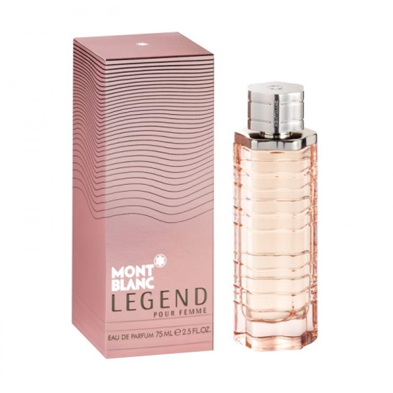 Mont Blanc Legend Pour Femme EDP Parfum Wanita [75 mL]