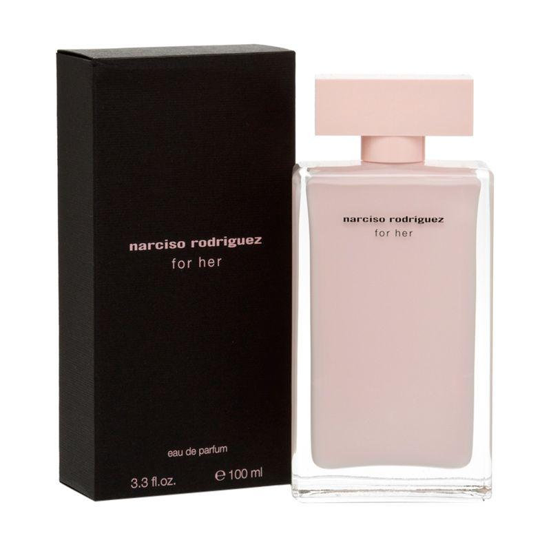 Narciso Rodriguez for Women EDT Parfum Wanita [100 mL]
