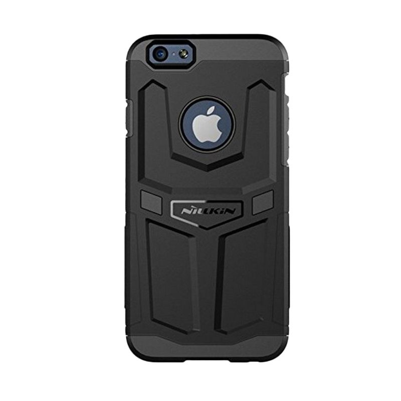 Nillkin Defender Tough Shockproof Black Casing for iPhone 6