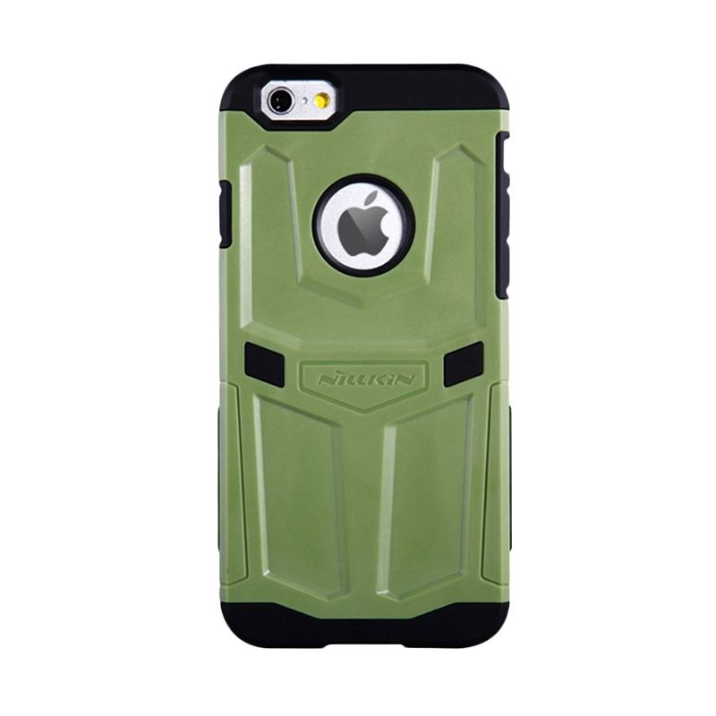 Nillkin Defender Tough Shockproof Green Casing for iPhone 6