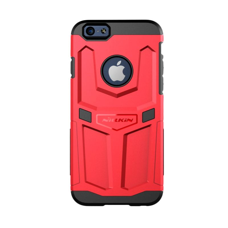 Nillkin Defender Tough Shockproof Red Casing for iPhone 6