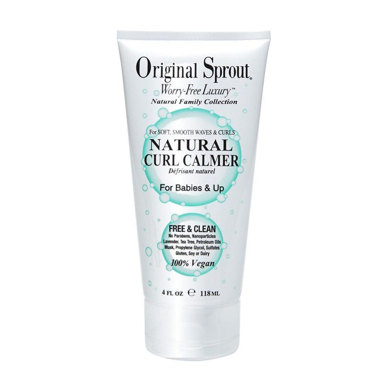Original Sprout Curl Calmer Serum Rambut [118 mL]