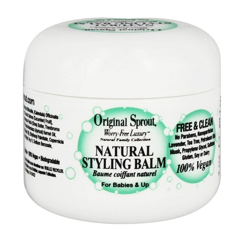 Original Sprout Natural Hair Styling Balm [2 oz]