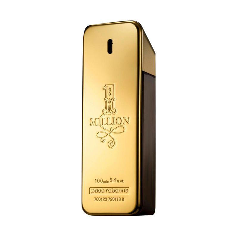 Pacco Rabbane 1 Million EDT Parfum Pria [100 mL]