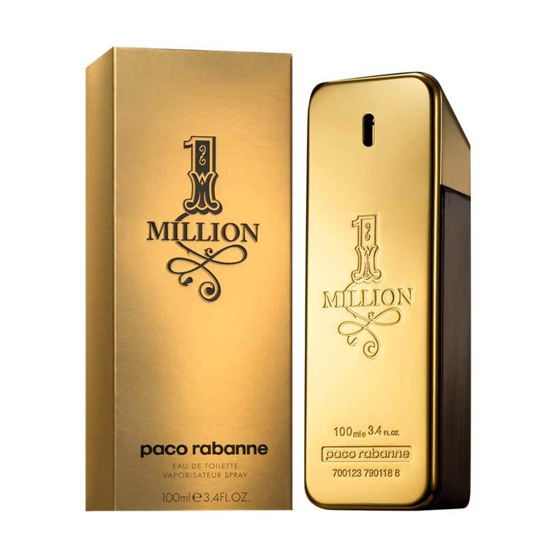 Pacco Rabbane 1 Million For Man EDT Parfum Pria [100 mL]