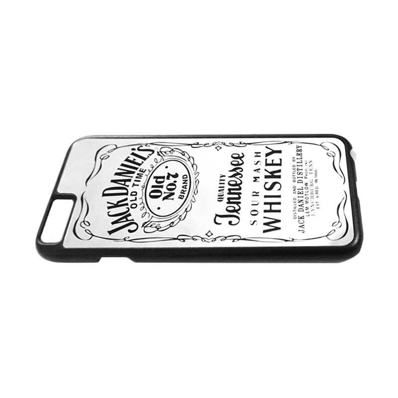 QY CASE HC Mirror Jack Daniels Casing for iPhone 6
