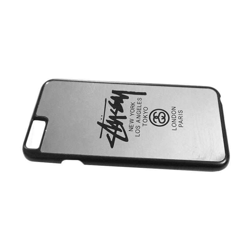 QY CASE HC Mirror Stussy Casing for iPhone 6