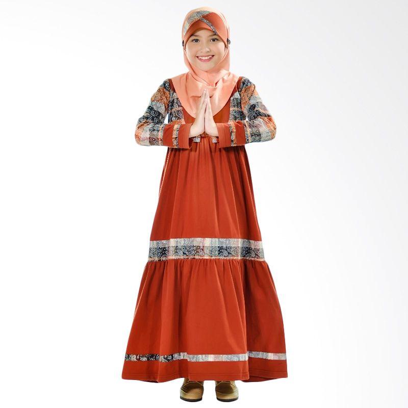 Ethica Fashion OSK 26 Salem Dress Muslim
