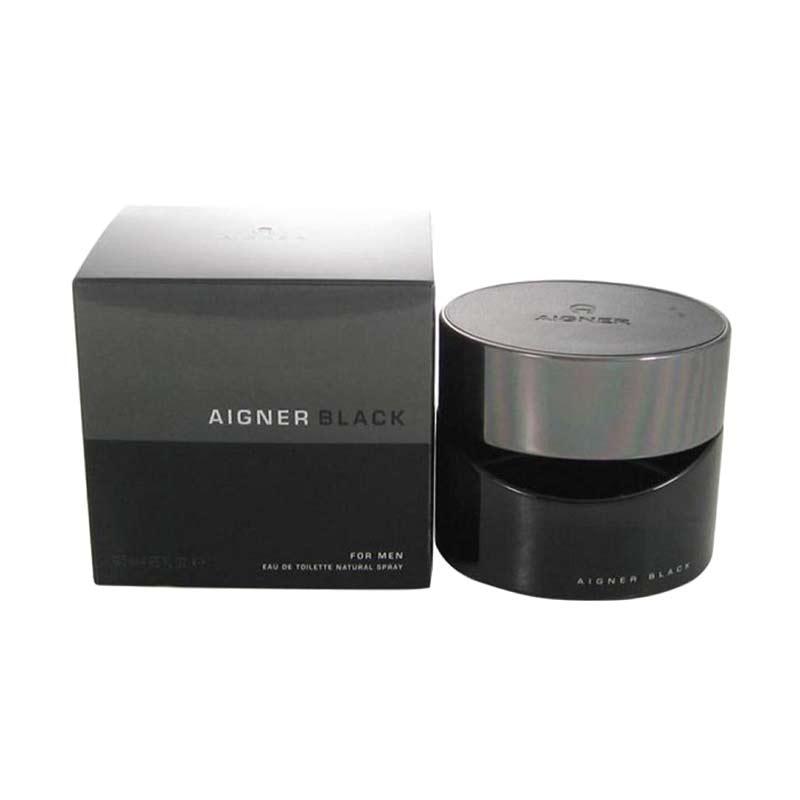 Etienne Aigner Black EDT Parfum Pria [100 mL]