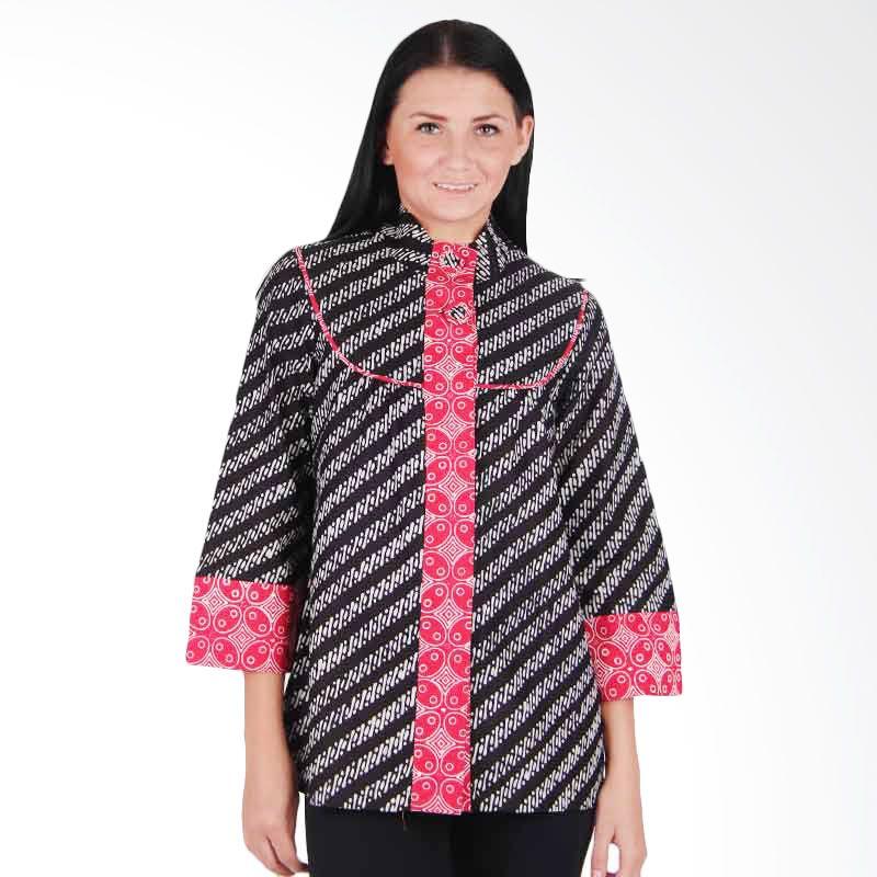 etniKita Batik Garutan Hitam GRT 040713