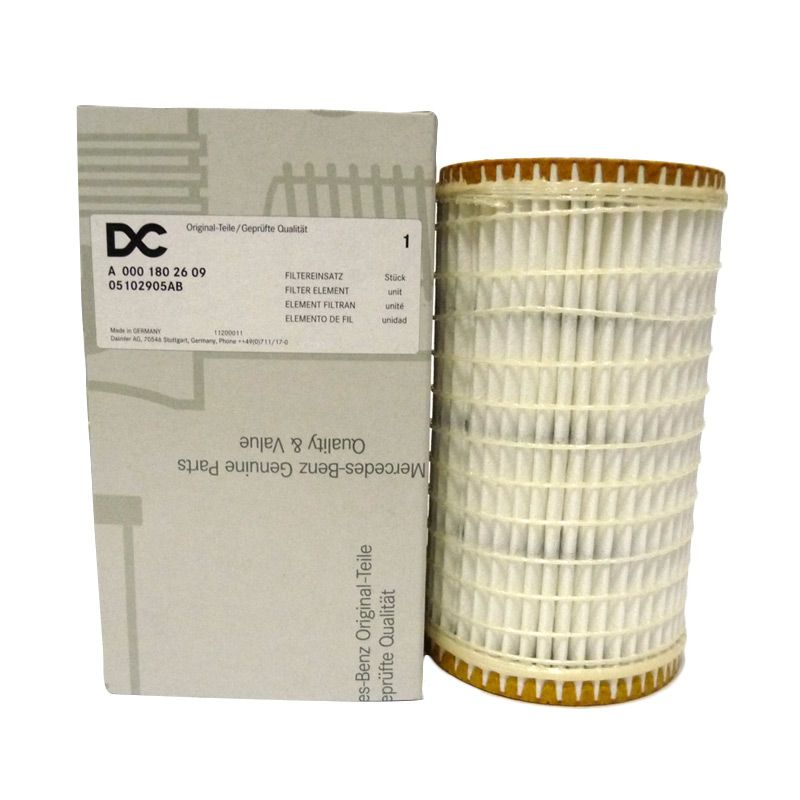 Mercedes Benz White Oil Filter for M112 and M113 Engine [Original]