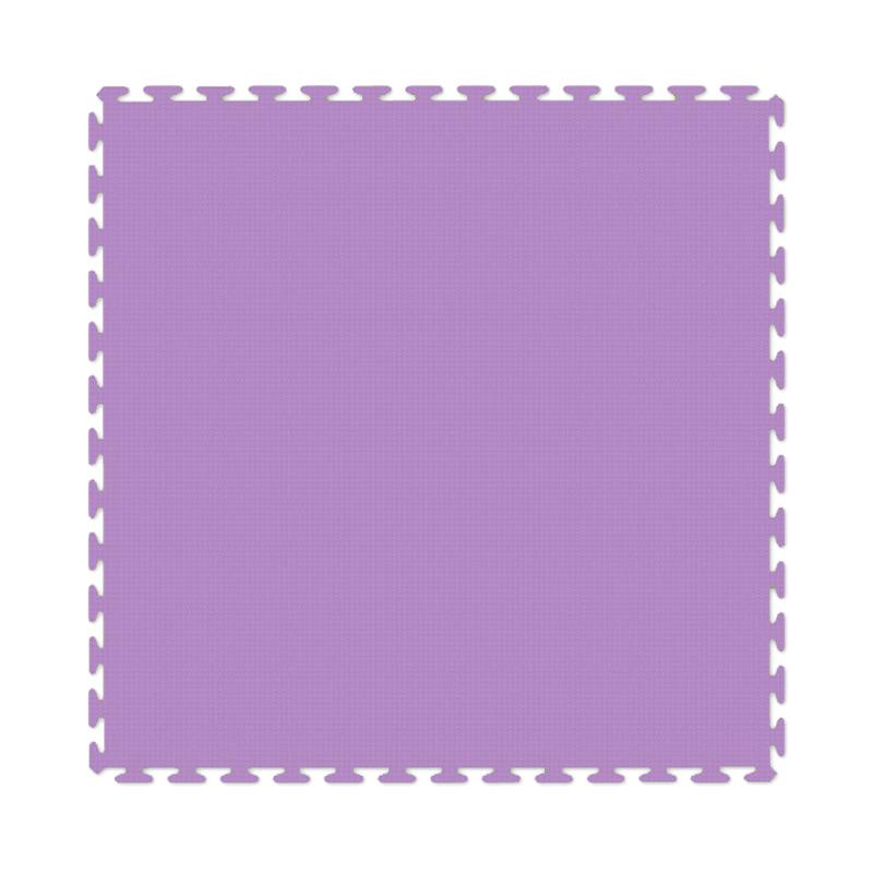 Jual Evamats Polos Karpet Puzzle Ungu 30x30cm 10 Pcs