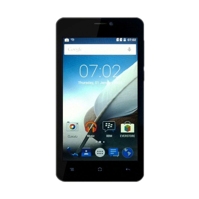 harga Evercoss A65B Winner X3 Smartphone Hitam [8 GB] Blibli.com