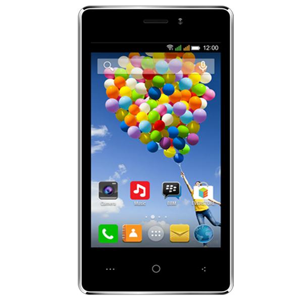 harga Evercoss A74A Winner T Smartphone - Hitam [8GB/ 1GB] Blibli.com