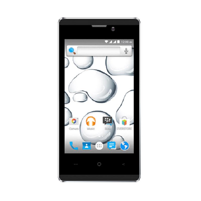 harga Evercoss A74E Winner T Plus Smartphone - Hitam [8GB] Blibli.com