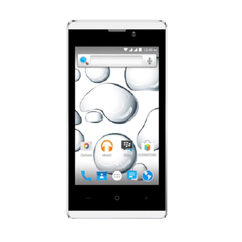 harga Evercoss A74E Winner T Plus Smartphone - Putih [8GB] Blibli.com