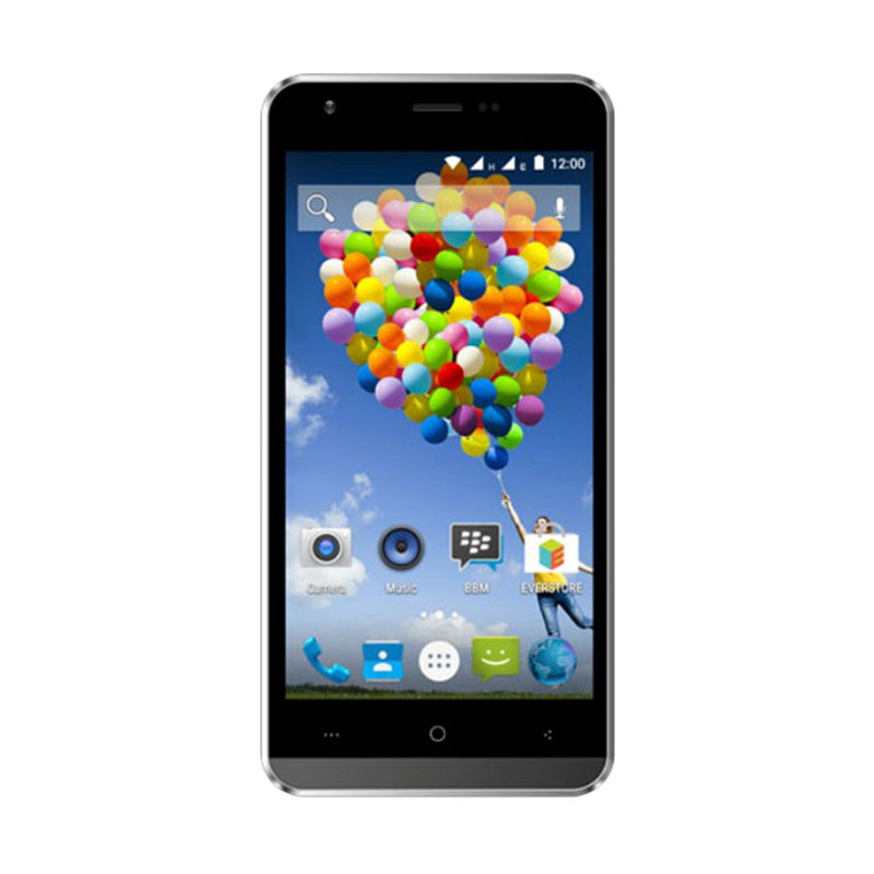 Evercoss A75 Winner Y MAX Grey Smartphone [8 GB]