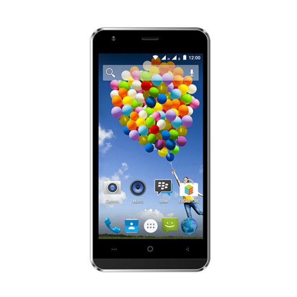 Evercoss A75A Winner Y Ultra Smartphone - Hitam [16GB/ 2GB]