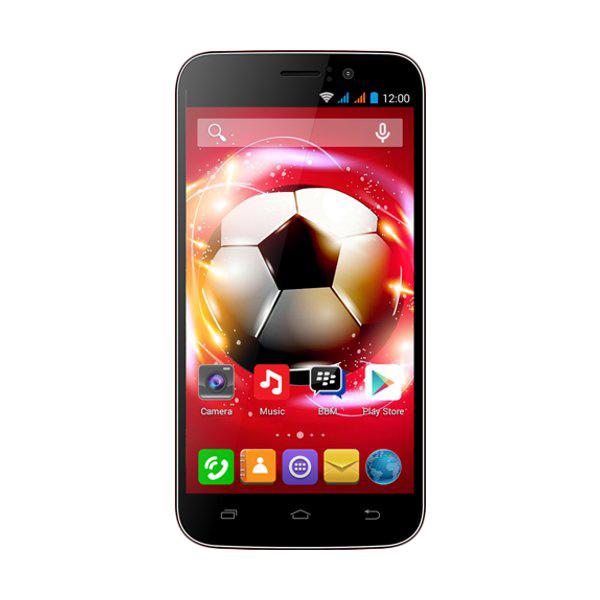 Evercoss A7Z Zeus Smartphone - Merah [8GB/ 1GB]