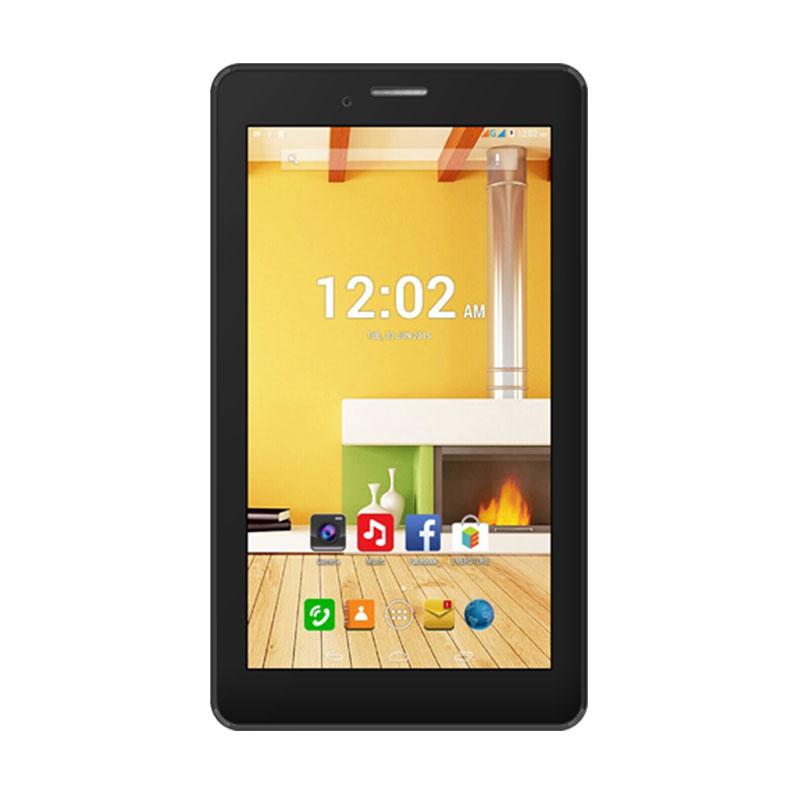 Evercoss AT7E Jump Tablet - Black [4 GB]