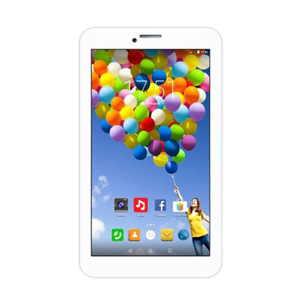 Evercoss AT7F Winner S3 Smartphone - Putih [8GB/ 1GB]