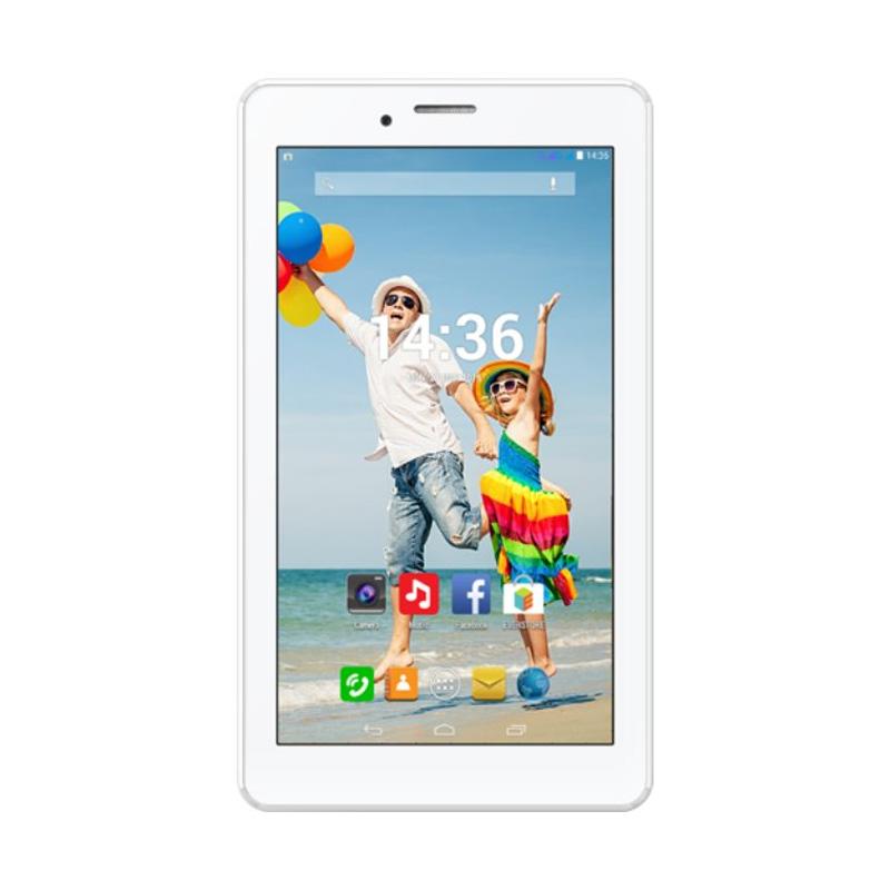 Evercoss AT7H Tab Jump S3 Tablet - Putih [4GB]
