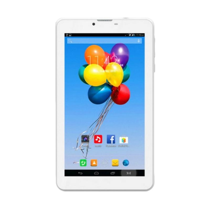 Evercoss Winner S4 U70 Tablet - Putih [8 GB]