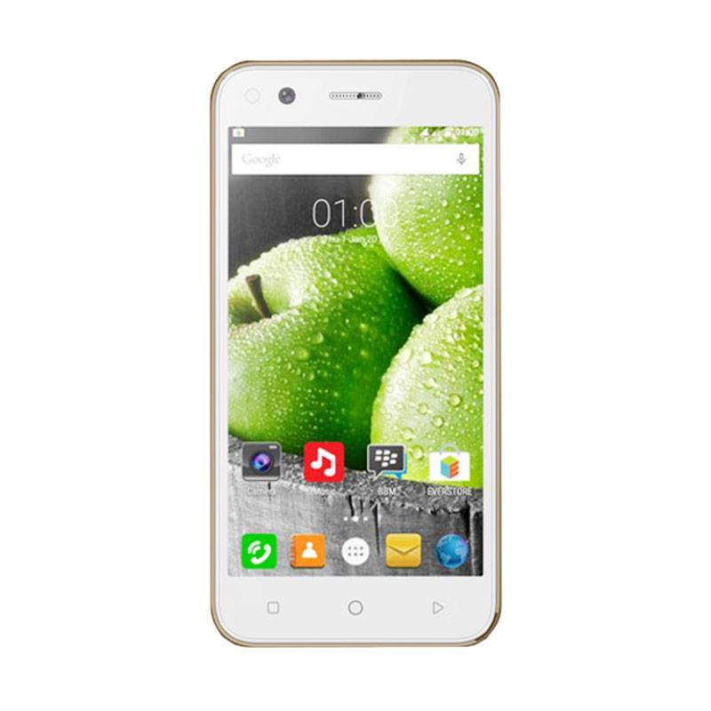 harga Evercoss Winner Y3 B75A Smartphone - Gold [8 GB] Blibli.com