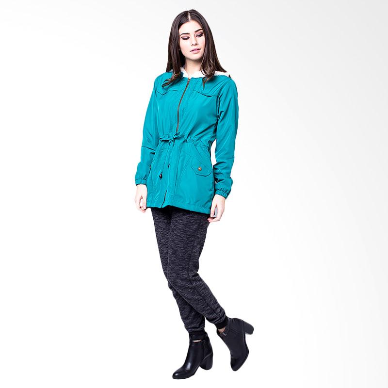 Woman Parka Jacket
