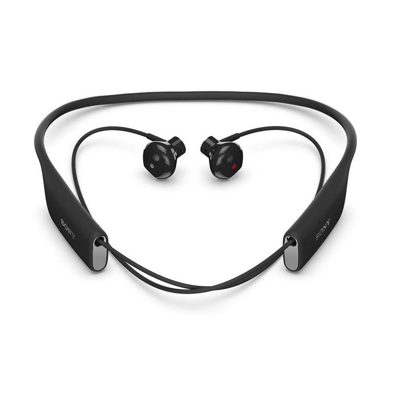 Sony Stereo SBH70 Hitam Bluetooth Headset
