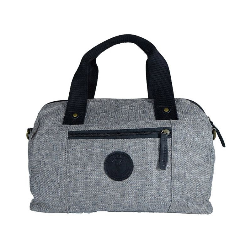 Evrawood Catania Satchel Misty Grey Tas Tangan