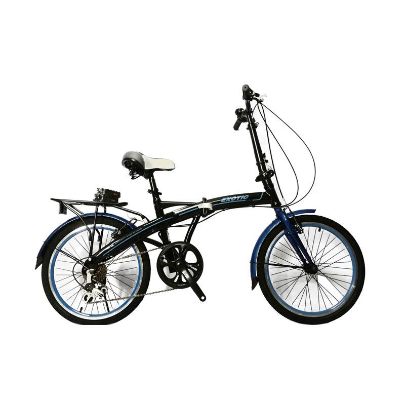 Jual Exotic 20 Sepeda Lipat Online Harga & Kualitas