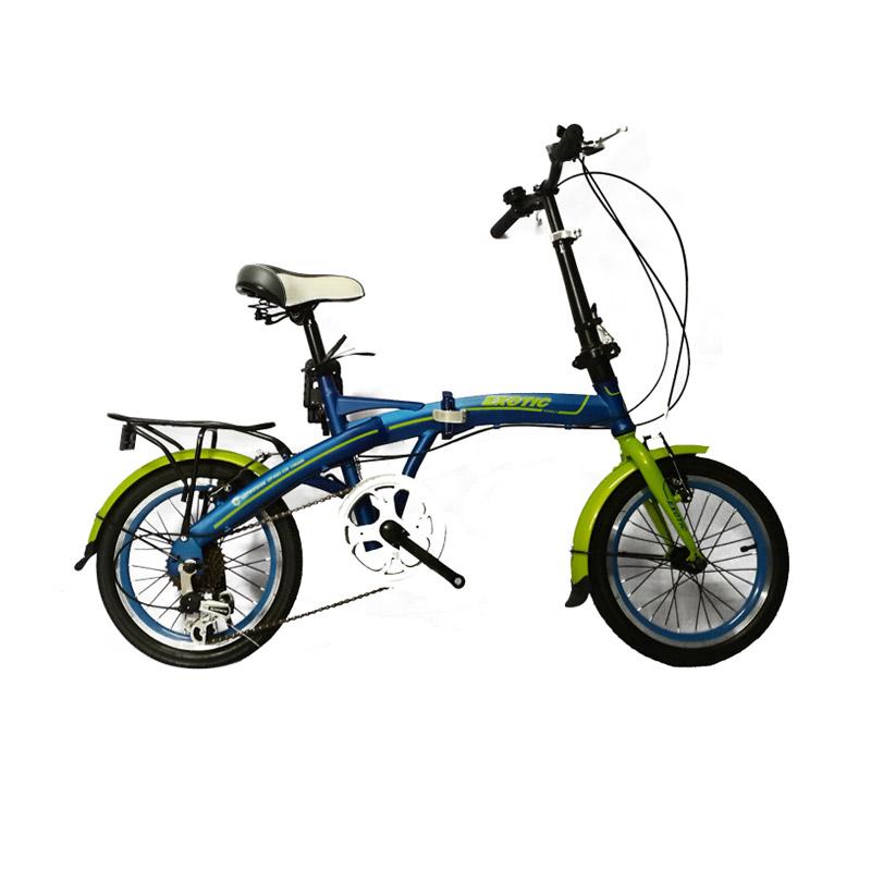 Jual Exotic Sepeda Lipat [16 Inch] Online - Harga