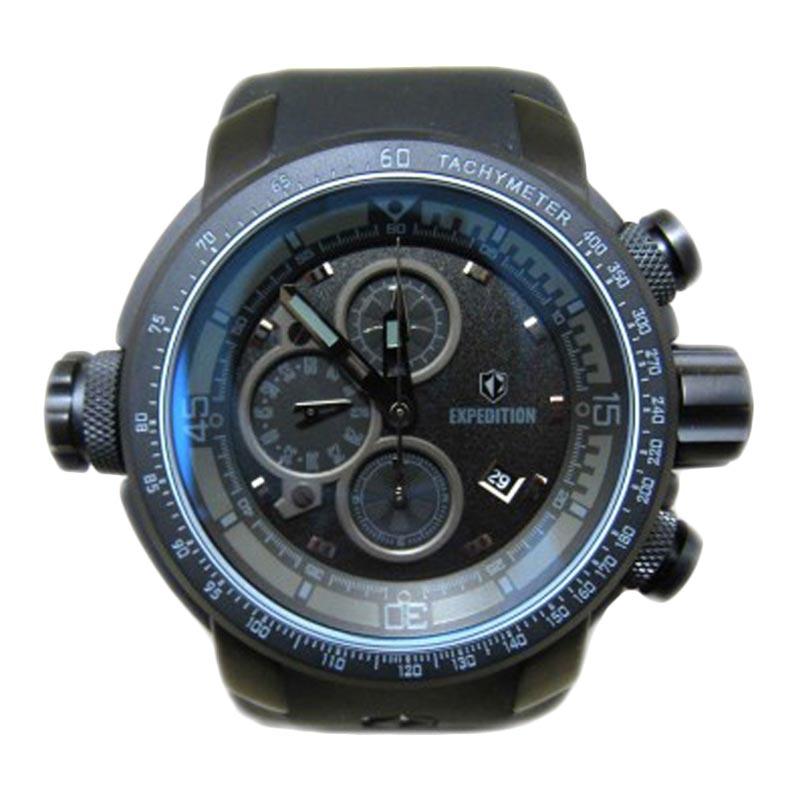 Expedition 6335 MCRIPBA Jam Tangan Pria - Black