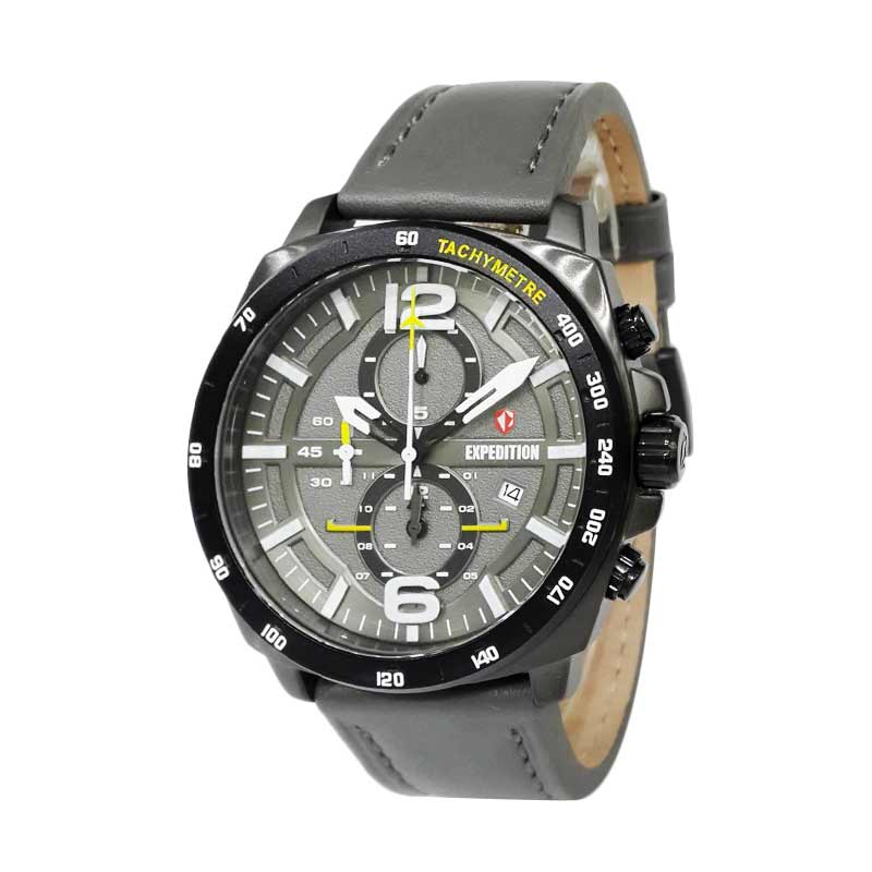 Expedition 6676MCLIPGR Jam Tangan Pria