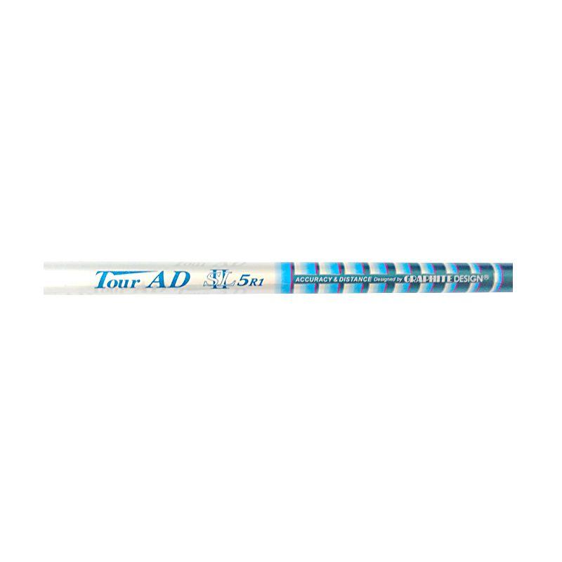 Graphite Design Tour AD SLII 5 R 1 Ocean Blue Silver Shaft Golf