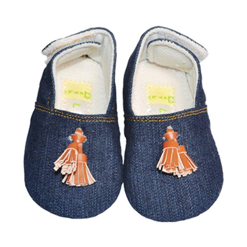 Eyka Denim Baby Sepatu Bayi