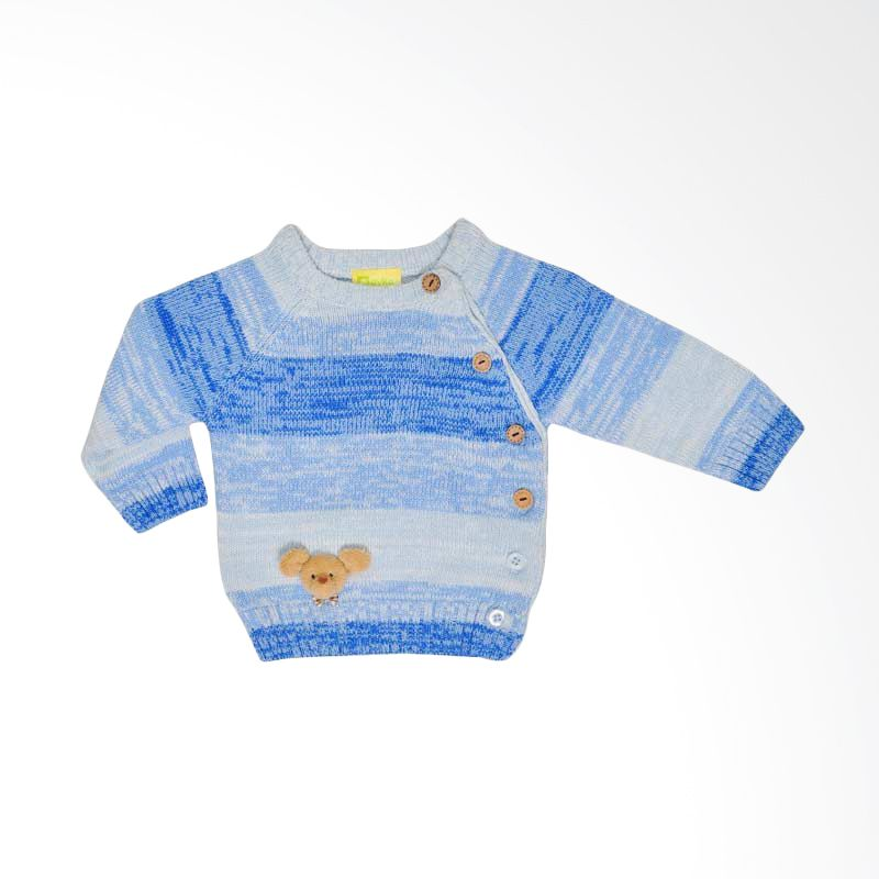 Eyka Sweater Rajut Gradasi Baby