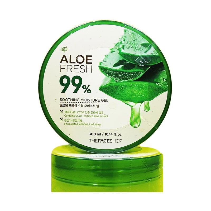 Faceshop Jeju Aloe 99 Soothing Gel