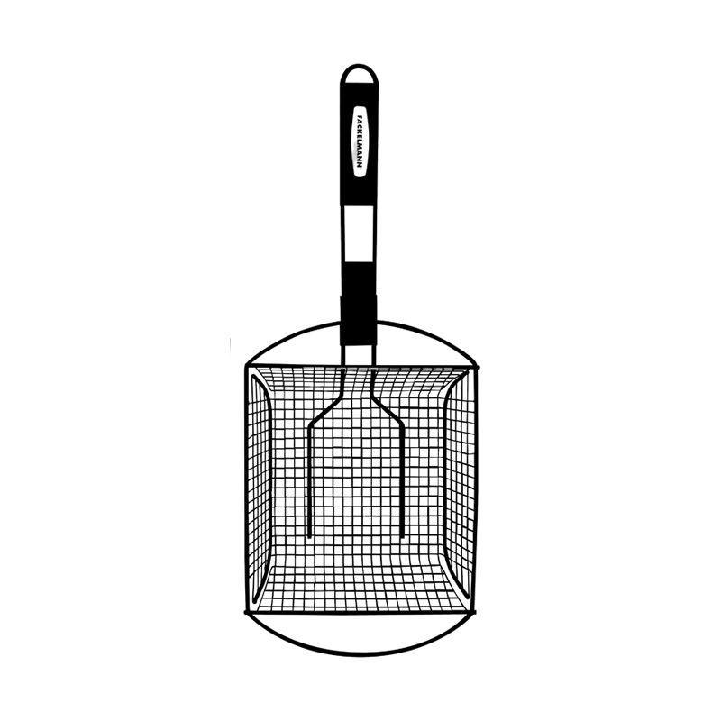 Fackelmann BBQ Vegetable and Shrimp Basket Rak Panggangan
