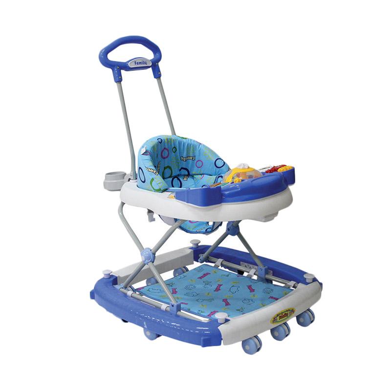 Jual Family Baby Walker Fb 2115 Biru Online - Harga ...