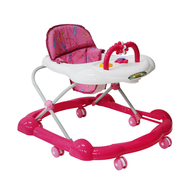 Family Baby Walker FB136L Pink