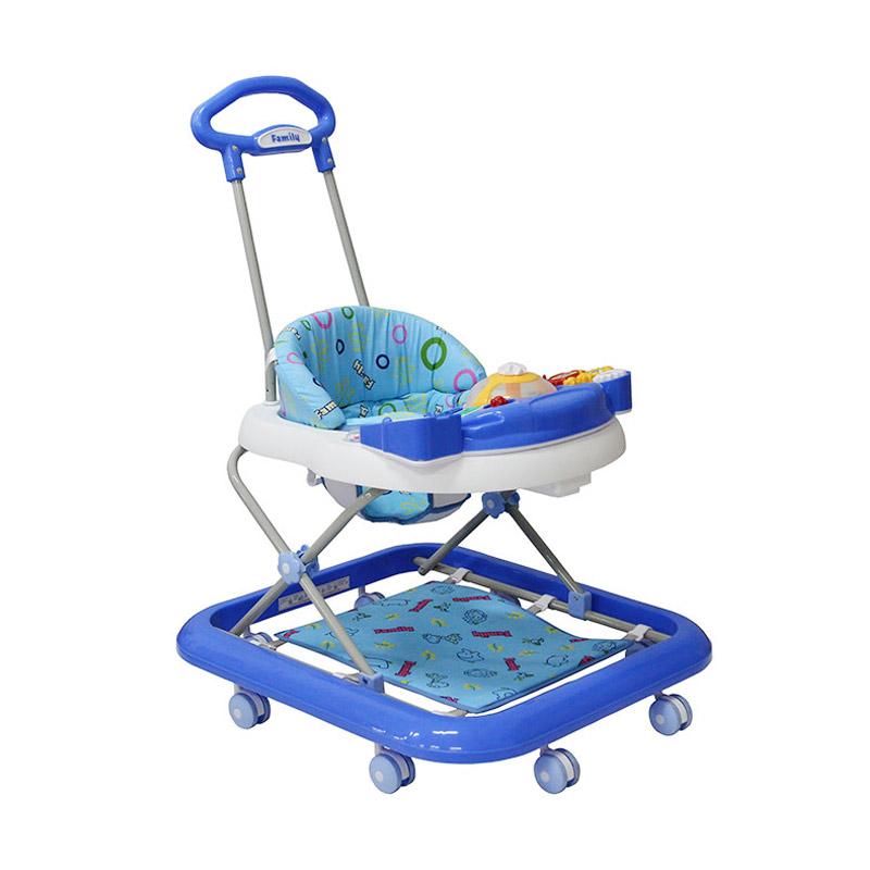 Family Seri Rolex FB 1815 Baby Walker - Biru