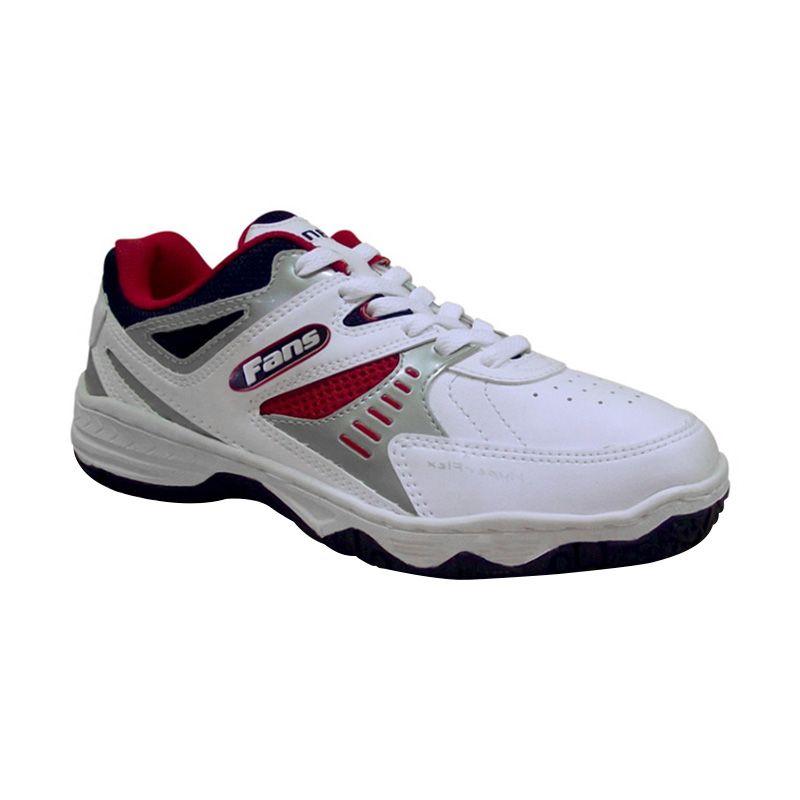 harga Fans Veyron R White Red Sepatu Tenis Pria Blibli.com
