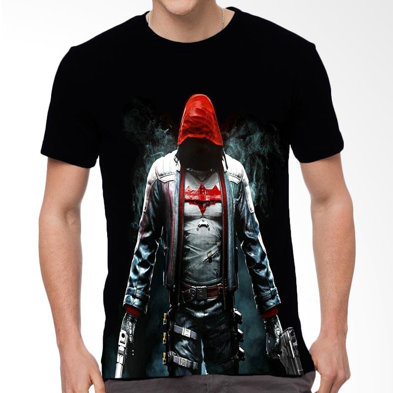 Fantasia Arkham Knight Red Hood T-Shirt Pria Extra diskon 7% setiap hari Extra diskon 5% setiap hari Citibank – lebih hemat 10%