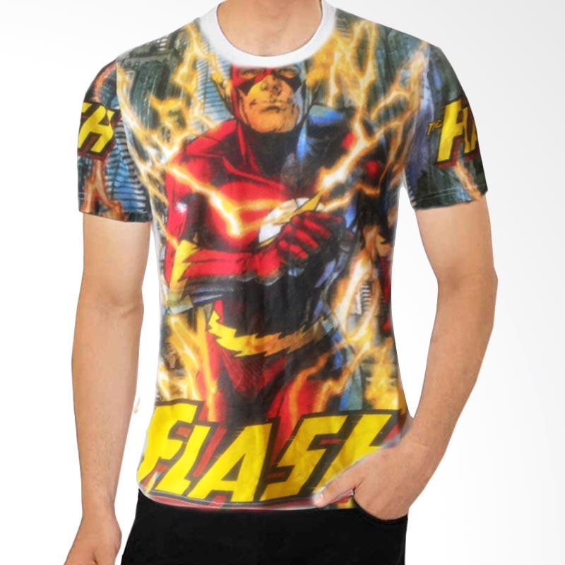 Fantasia Comic Flash T-Shirt Pria Extra diskon 7% setiap hari Extra diskon 5% setiap hari Citibank – lebih hemat 10%