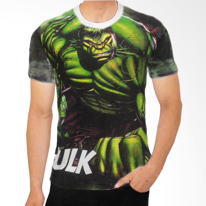 Fantasia Comic Hulk T-Shirt Pria Extra diskon 7% setiap hari Extra diskon 5% setiap hari Citibank – lebih hemat 10%
