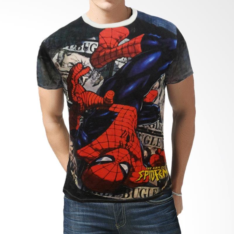 Fantasia Comic Spiderman T-Shirt Pria Extra diskon 7% setiap hari Extra diskon 5% setiap hari Citibank – lebih hemat 10%